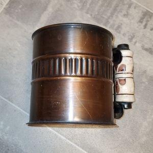 Vintage GUC Copper Mug